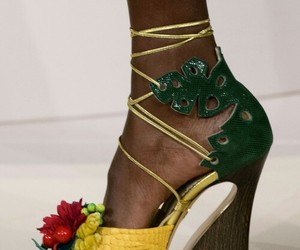 charlotte olympia, fashion, and heels image