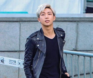 bts, namjoon, and rap monster image
