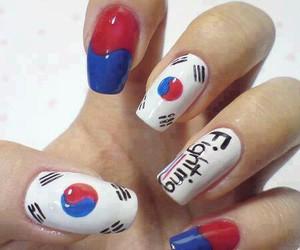 korea and nails image