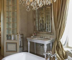 bathroom, rooms, and decor image