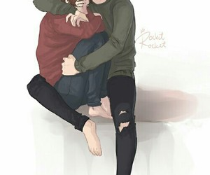 larry stylinson and larry fanart image