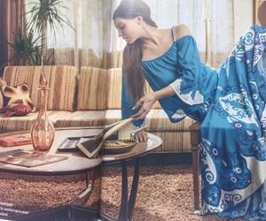 beauty, celebrity, and lana image