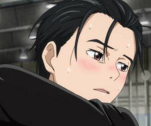 yuri on ice, yuri, and anime image