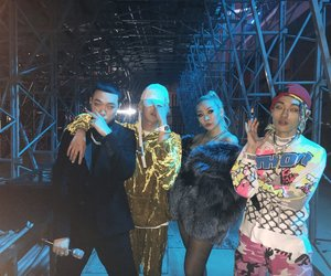CL, kpop, and g-dragon image