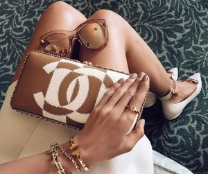 bag, classy, and chanel image