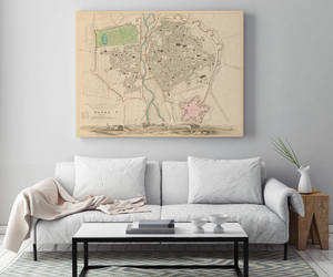 etsy, mediterranean, and city map image