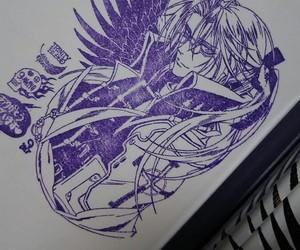 trinity blood, abel nightroad, and kiyo kujo's image