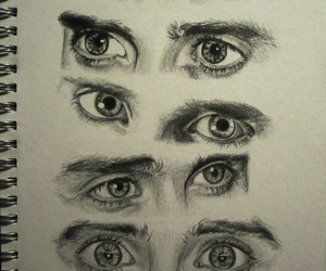 30 seconds to mars, art, and drawing image