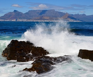 Afrika, blue, and ocean image