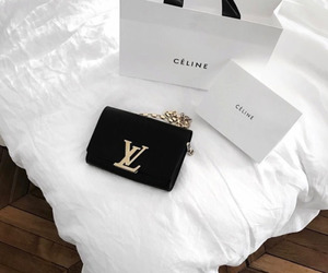 celine, fashion, and Louis Vuitton image
