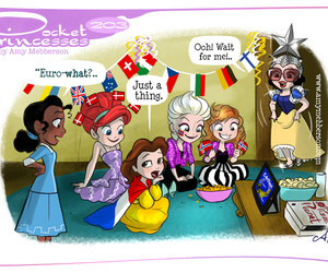pocket princesses image