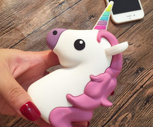 unicorn, cute, and beautiful image