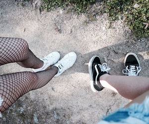 best friend, vans, and original image