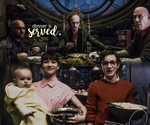 A Series of Unfortunate Events, baudelaire, and daniel handler image