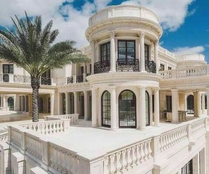 house, luxury, and goals image