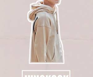 background, jungkook, and boy image