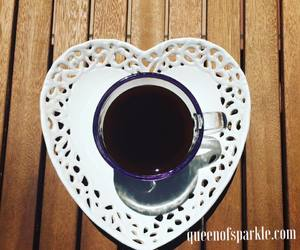 blogger, diet, and coffee image