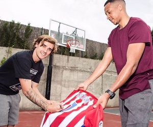 football, NBA, and antoine griezmann image