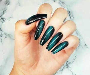 nails, amazing, and art image