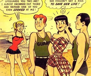 Archie, riverdale, and comics image
