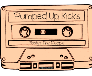 foster the people, music, and pumped up kicks image