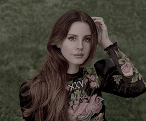 aesthetic, lana del rey, and love image