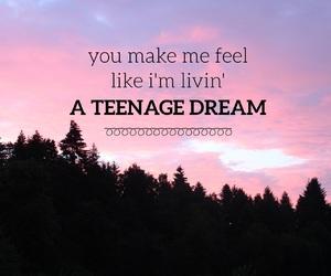 easel, katy, and Lyrics image