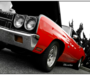 chevrolet, hotrod, and muscle cars image