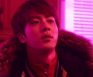 jin, bts, and kim seokjin image