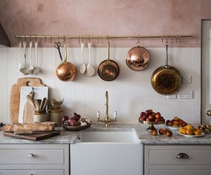 pink, decor, and home image