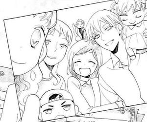 anime, manga girl, and manga couple image