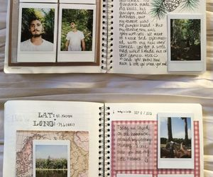 journal, notebook, and photography image