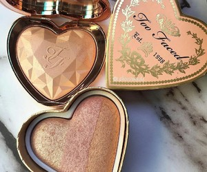 beauty, goals, and too faced image