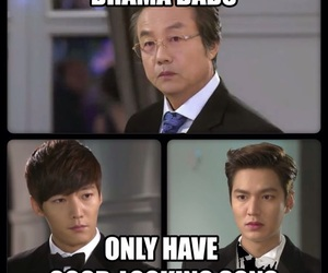 kdrama, dad, and lee min ho image