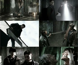 asylum, dean winchester, and edit image