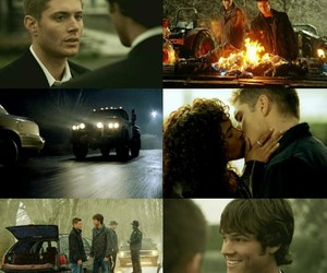 dean winchester, edit, and 1x13 image