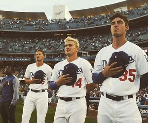 baseball, cody bellinger, and dodgers image