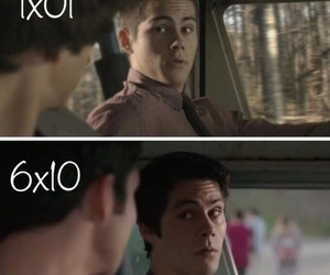 dylan, teen wolf, and tayler image