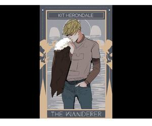 tda, the dark artifices, and kit herondale image