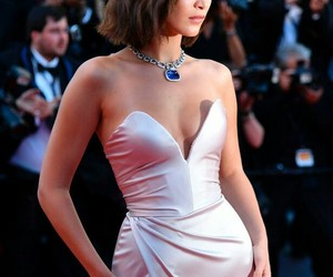 festival de cannes and bella hadid image