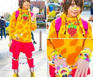 accessories, colorful, and decora image