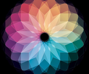 art, color, and geometry image