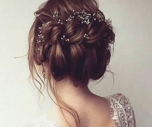 braid, fashion, and classy image