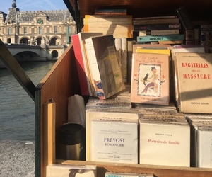 book, paris, and france image