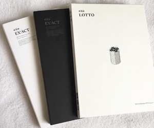 album, exo, and lotto image