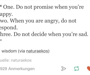 angry, happy, and quotes image