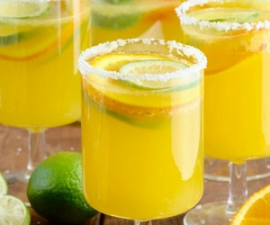 delicious, lime, and ginger image