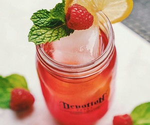 beautiful, cocktail, and fruit image