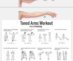 fitness, gym, and sport image