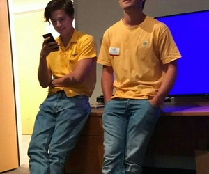 boy, riverdale, and cole sprouse image